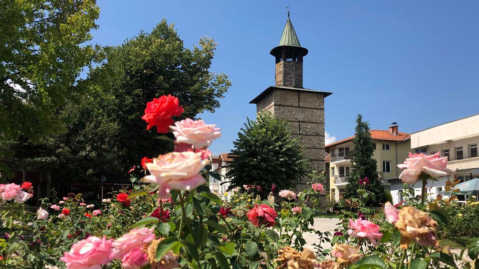 berkovitsa clocktower